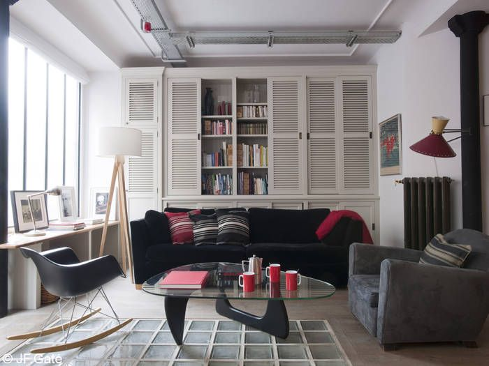 """Résultat de recherche d'images pour """"transformer magasin en appartement"""""""