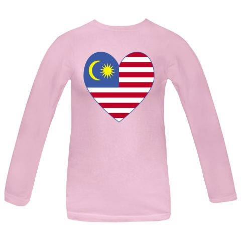 Design on products, merchandise, clothing, tees, T-shirts and baby and toddler stuff features a heart shaped flag of Malaysia, or Malaysian Flag. Sometimes, known as the Malay Flag. Fun way to honor and shore your love and pride in your ethnic heritage, culture and ancestry. Fun for travelers wanting to recall a trip, vacation or holiday. Peace Corp. volunteers may like to remember their assignment with this design. Great gifts for many occasions, including birthdays. $27.99…