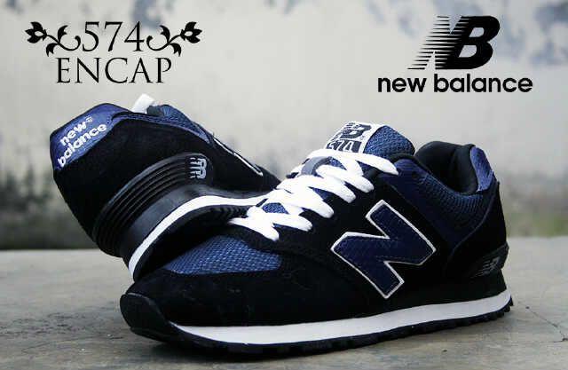 NEW BALANCE 574 ENCAP (Code:2CL124;@240.000)    Sepatu Pria Made in Vietnam Size 40 – 44  Membuat AGAN tampak semakin cekatan, fashionable dan berkelas. SMS: 08531 784 7777 PIN: 331E1C6F Website: www.butikfashionmurah.com