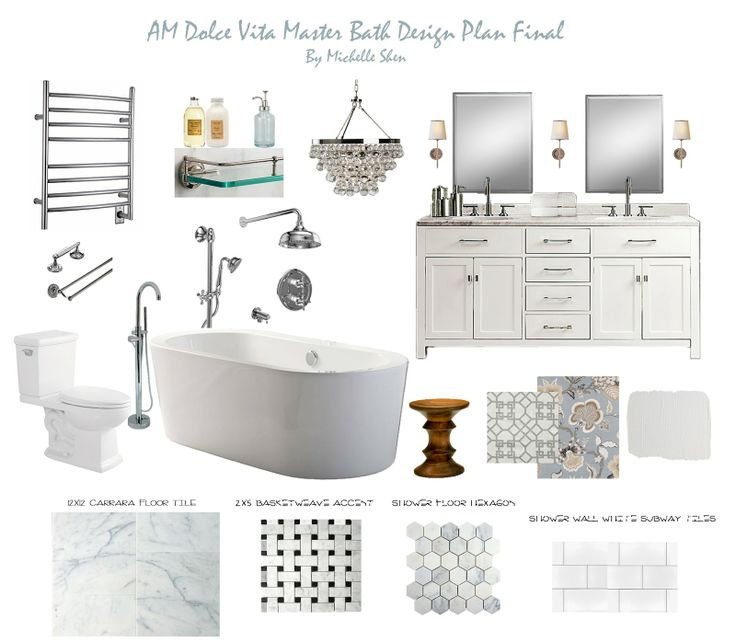 Am Dolce Vita: 453 Best Images About Master Bathroom On Pinterest