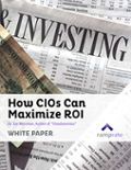 The role of the CIO is changing. In addition to managing the complexity of ever-changing technological trends, CIOs are challenged with identifying opportunities and maximizing their company's IT investment to achieve the optimal technological outcome.   Controlling and managing costs is just one side of the equation - CIOs also need to maximize IT performance and minimize risk.