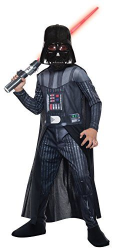 Rubies Costume Star Wars Classic Darth Vader Child Costume Medium ** You can get additional details at the image link.