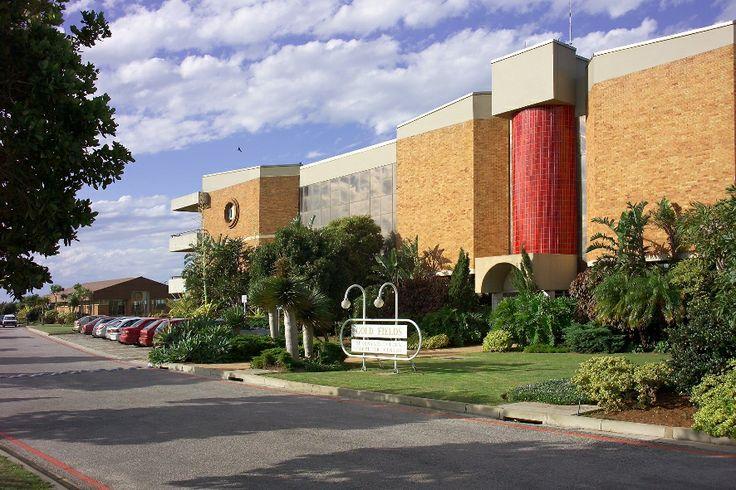 NMMU's North Campus in Summerstrand, Port Elizabeth.