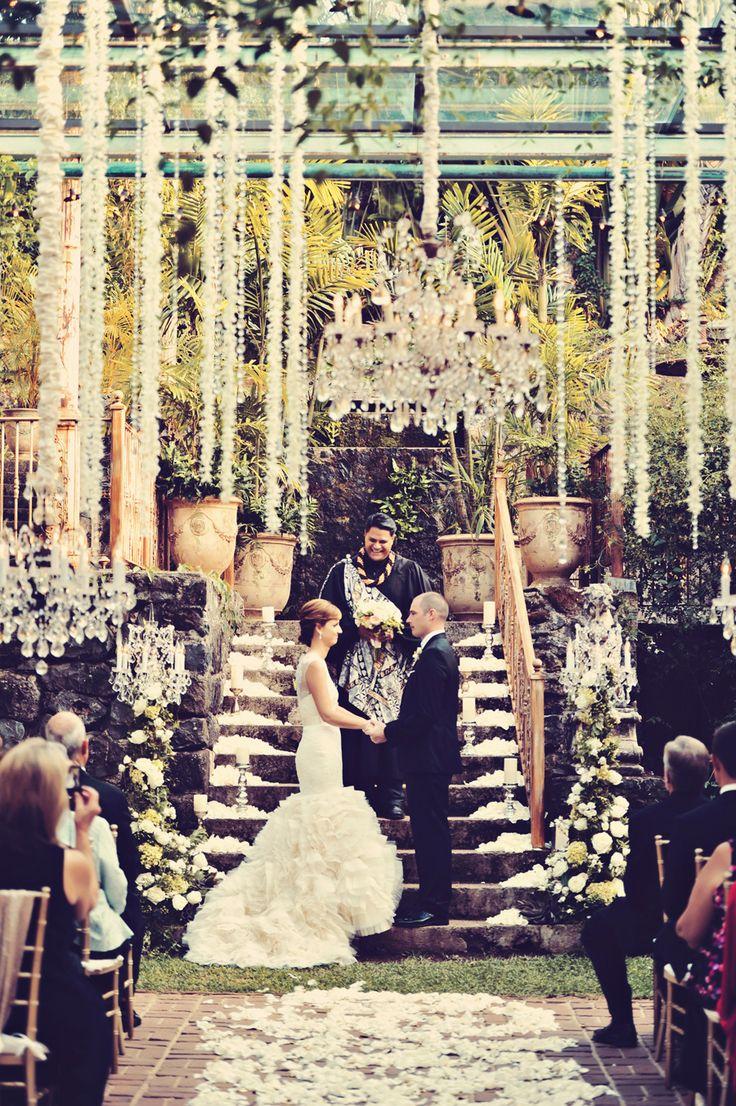 Korean wedding stage decoration   Bilder zu My dream wedding auf Pinterest
