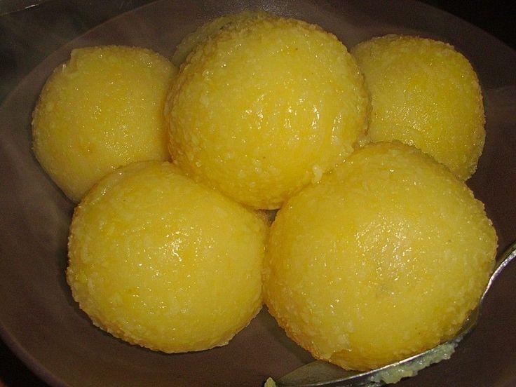 Kartoffelklöße Fränkische Art, ein raffiniertes Rezept aus der Kategorie Kochen. Bewertungen: 29. Durchschnitt: Ø 4,6.