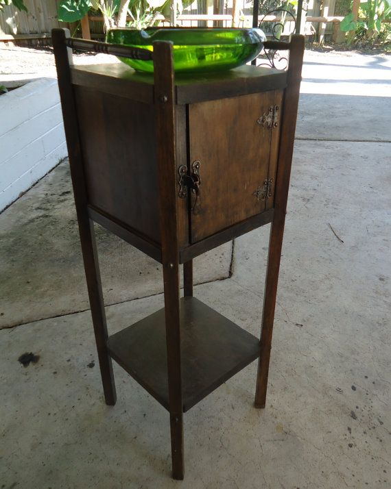 314 Best Images About Ashtray Stands On Pinterest