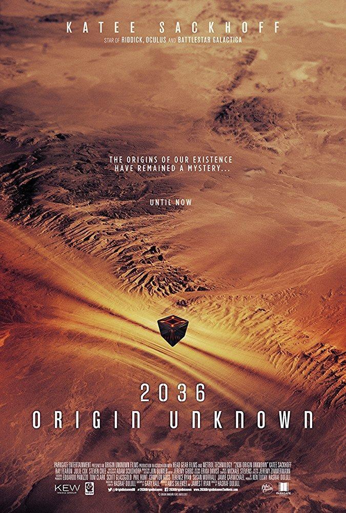 2036 Origin Unknown 2018 Thriller Sci Fi The Originals Sci Fi Movies Sci Fi