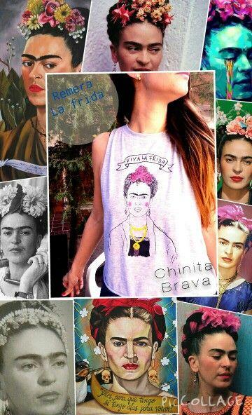 Remera Frida