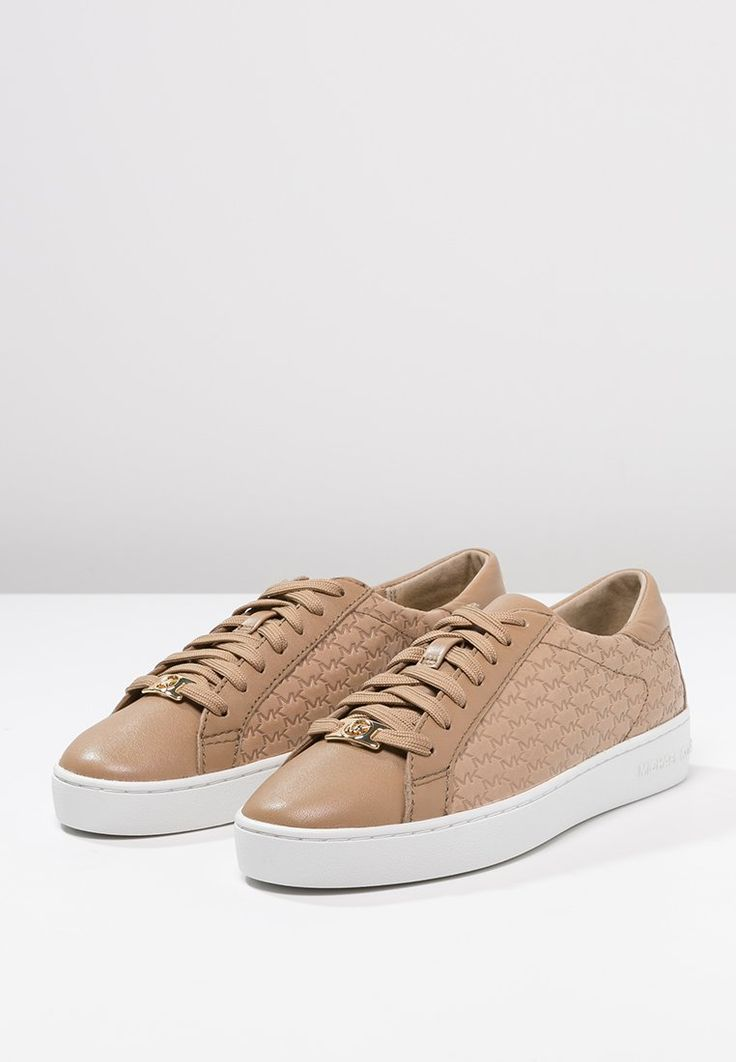 michael michael kors colby sneakers basse dark khaki spring summer 2015 pinterest. Black Bedroom Furniture Sets. Home Design Ideas