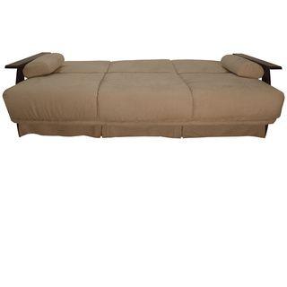tango perfect sit  u0026 sleep pocketed coil pillow top sofa sleeper bed   overstock   207 best home decor  sleeper sofas futons images on pinterest      rh   pinterest