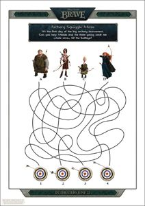 Worksheets Visual Tracking Worksheets 1000 images about pursuitstracking on pinterest heres a free printable activity from the movie brave that will help develop visual tracking skills