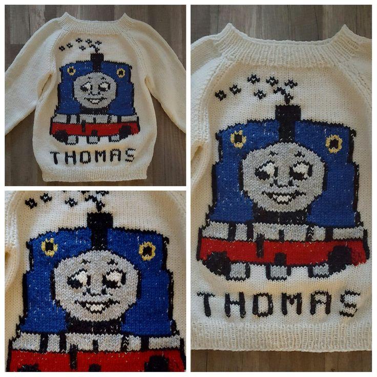 Thomas toget med ragelan