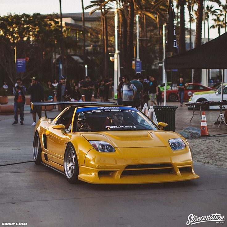 Honda Nsx. See More. StanceNation.com