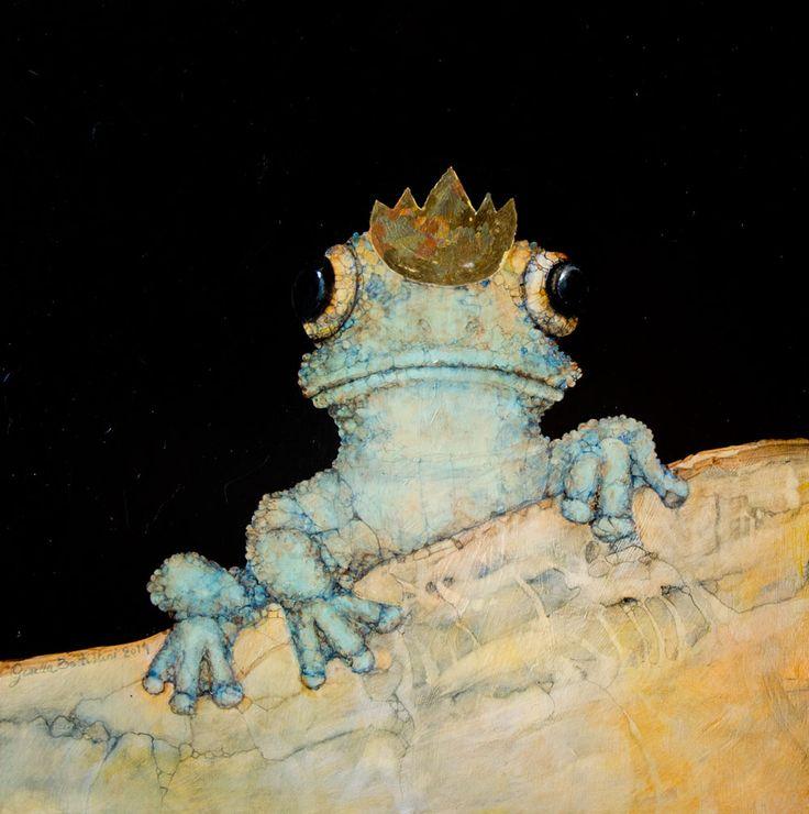 Principe Azzurro 30×30 Acrilico su tavola 2014 Gisella Battistini(Fiorentino– Repubblica di San Marino) nata nella Repubblica di San Marino, dove vive e lavora. Autodidatta, coltiva la passione per l'arte sin dall'infanzia, e, da allora, sperimenta tutte le tecniche grafiche e pittoriche, con un occhio di riguardo all'acquerello e, soprattutto, alla pittura ad olio. Il connubio …