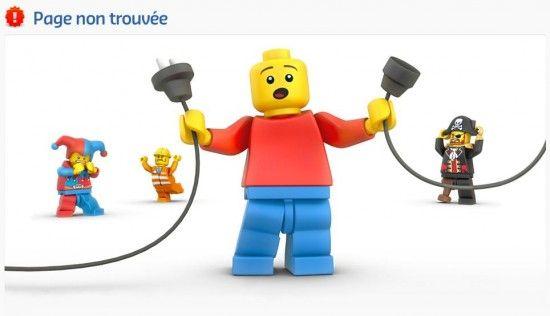 Lego - http://www.lego.com/fr-fr/404