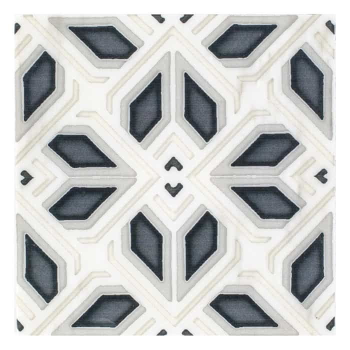 Avery Collection Pattern Tiles Artisan Stone Tile Artisan Stone Tile Tile Design Pattern Stone Tiles