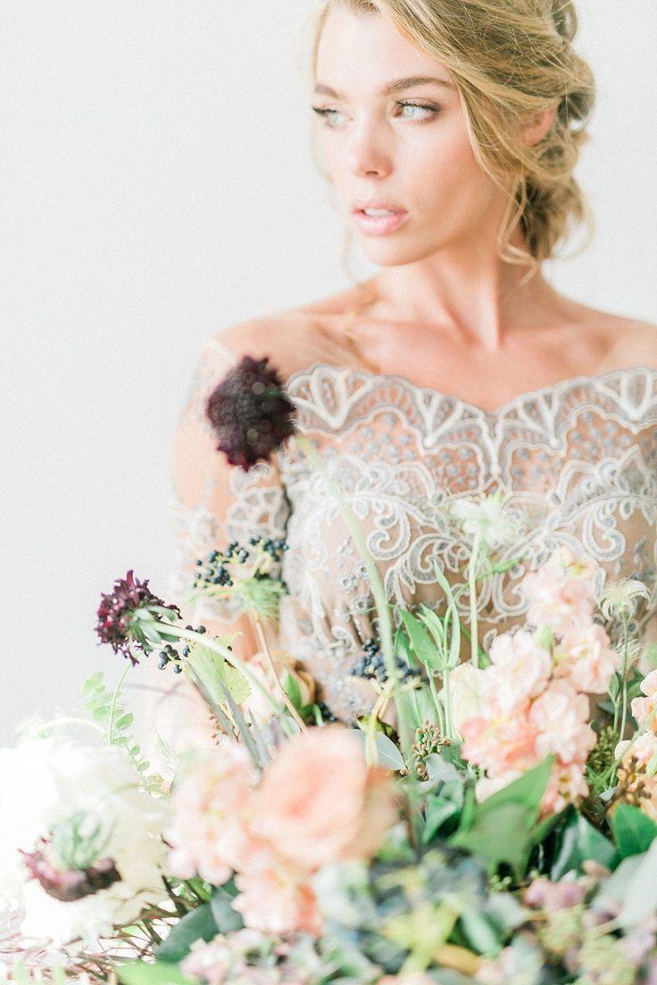 fine art inspired Bella belle bridal shoes wedding…
