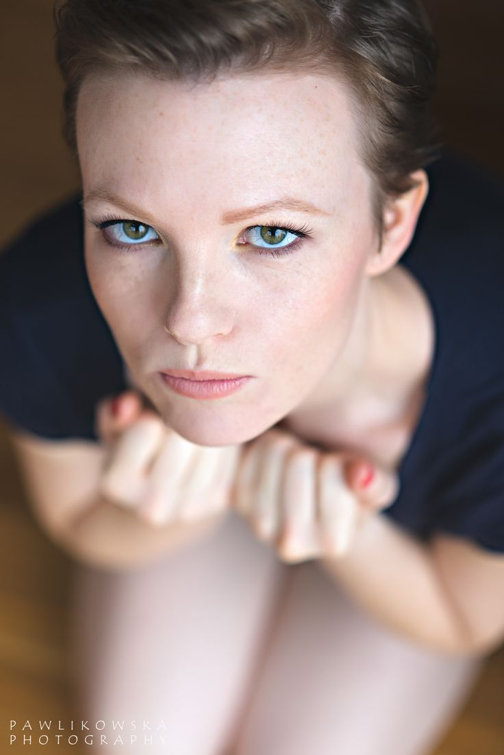 #green #eyes #sensual #woman