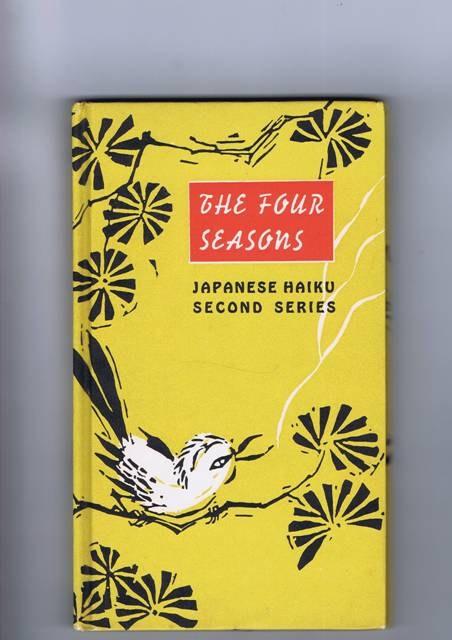 Japanese Haiku Poetry Book The Four Seasons Peter Pauper 1958. via Etsy.