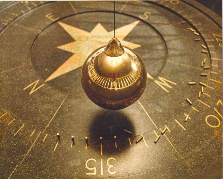 """Foucault's Pendulum"""