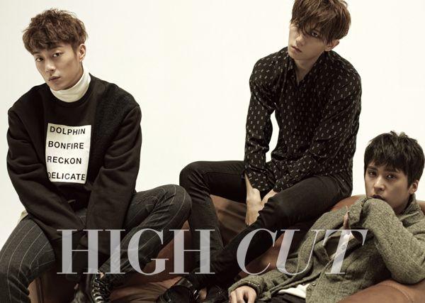 하이컷 - 패션, 뷰티, 대중문화 커뮤니티와 다채로운 이벤트 <HIGH CUT> 비스트 BEAST