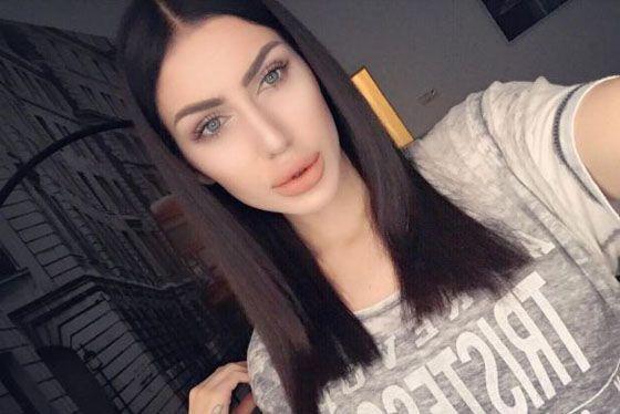 Foto-Foto Hot Almis Misca Model Seksi Asal Indonesia Kendalll Jenner KW