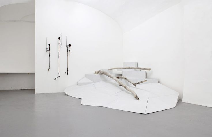 James Beckett, Potential instruments and environment 1, 2011, T293 Gallery, Rome