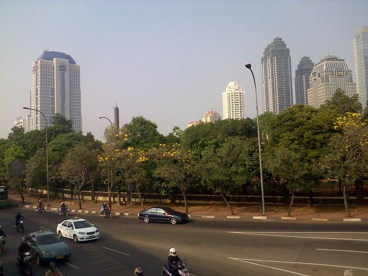 Semanggi, Jakarta, Indonesia