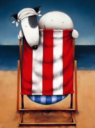 Doug Hyde Brits Abroad - Edition No. 262 of 295 http://www.doughyde.com/collections