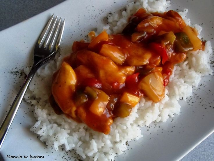 Mancia w kuchni: Dania z ryżem