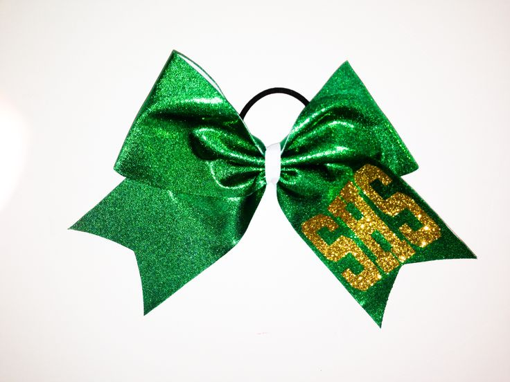 Suncoast High School Bow  www.justcheerbows.com For team orders email sales@justcheerbows.com