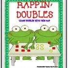 Help your students learn the doubles facts with this fun rap!!  See more good stuff at my store:  http://www.teacherspayteachers.com/Store/Thebutlerdidit