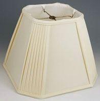 15 best square lamp shades images on pinterest square lamp pleated corners silk square lamp shade cream white black soft luxury lining 7 aloadofball Choice Image