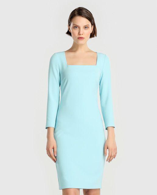 994a35368 Vestido corto de mujer Boutique Moschino con abertura en la espalda ...