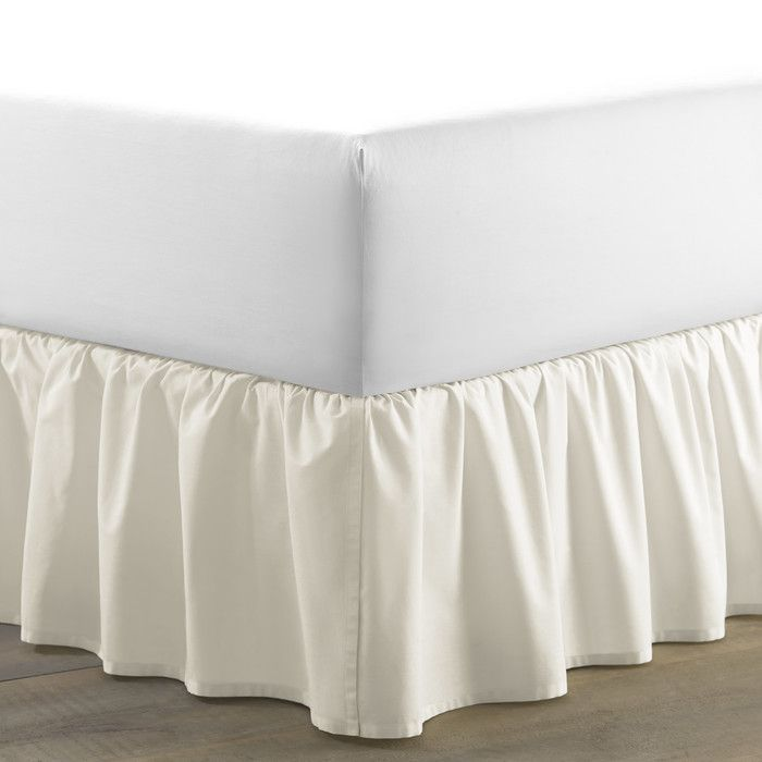 Shop Wayfair for Bed Skirts to match every style and budget. Enjoy Free Shipping on most stuff, even big stuff.
