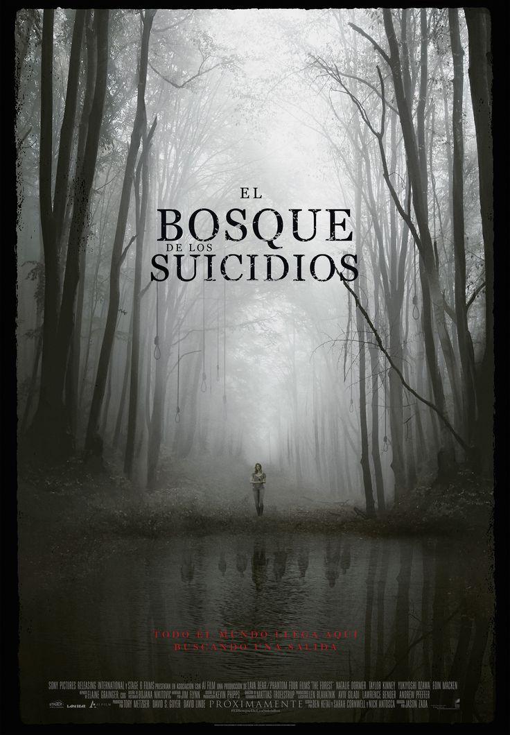 El bosque de los suicidios - The Forest