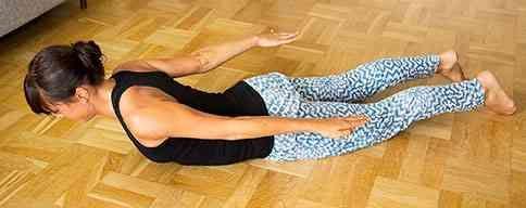 3 Enkla övningar som ger dig snygg och stark hållning