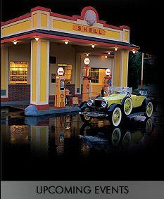 Gilmore Car Museum  6865 Hickory Road  Hickory Corners, MI 49060  269.671.5089  FAX 269.671.5843