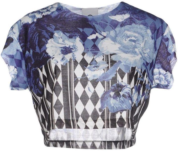 ALFA OMEGA T-shirts