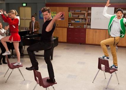 Ricky Martin in Glee. Can't wait! #gleek