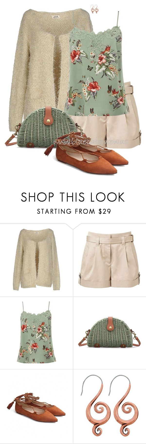 """""""Cardis & Shorts 2"""" by bluecatreview13 ❤ liked on Polyvore featuring Molly Bracken, Witchery, Oasis, shorts, cardi, bluecatreview and over50styling"""