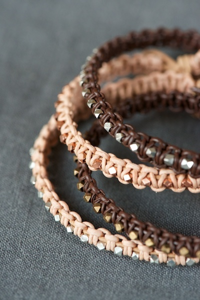 #macramé bracelet |Pinned from PinTo for iPad|