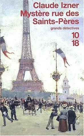 Claude Izner est l'auteur d'une série publiée aux éditions 10-18 dans la collection grands détectives : Les enquêtes de Victor Legris.