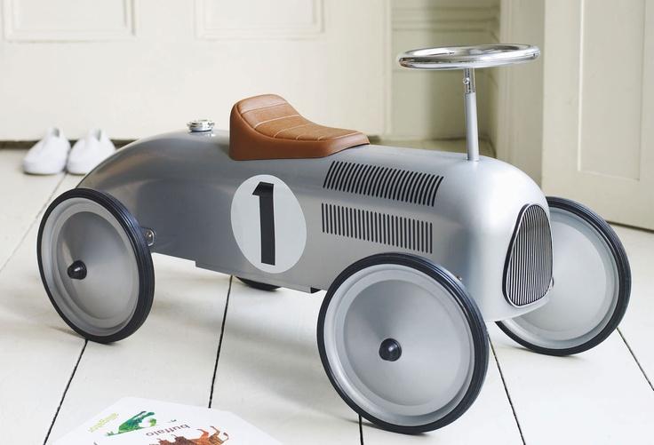 Auto Union Rennwagen (für Kinder:)