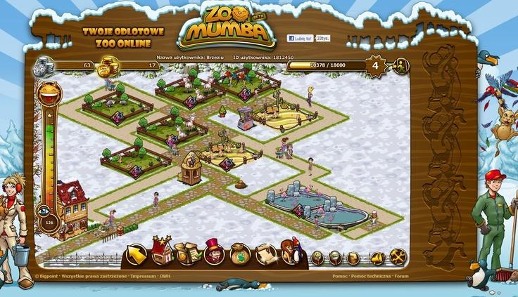 Moje zimní zoologická zahrada v super hře online http://cs.bigpoint.com/zoomumba/