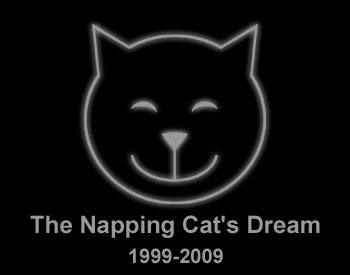 The Napping Cat's Dream