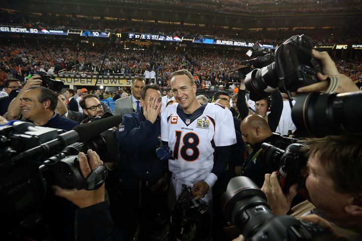 Mills/NYTimes Peyton Manning''s 200th win. Best all time, Favre has 199. N.F.L.'s Super Bowl 50, including game updates, commercials and photographs. Kickoff is 6:30 p.m. Feb. 7 on CBS.
