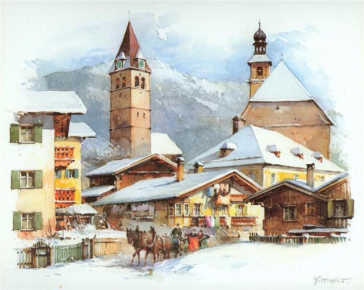 Kitzbuhel-Austria.
