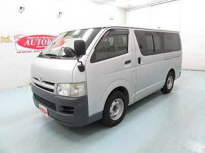 Japanese vehicles to the world: 19576TAN8 2005 Toyota Hiace for Lesotho to Durban