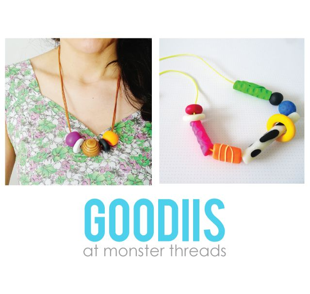 Goodiis at Monster Threads - Melbourne and Sydney. http://monsterthreads.com.au/onlineshop/ www.goodiis.com